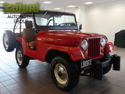 1964 Jeep CJ5 Willys Wheeler