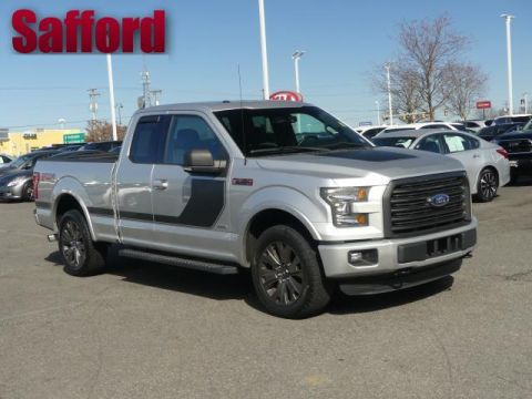 2016 Ford F-150 4WD SuperCab 145 XLT