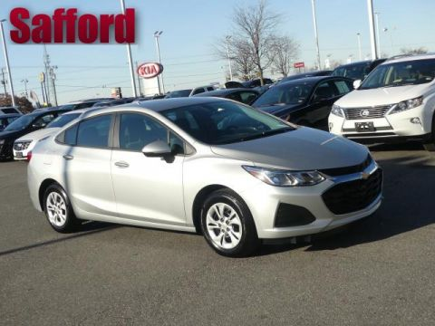 Pre-Owned 2019 Chevrolet Cruze 4dr Sdn LS