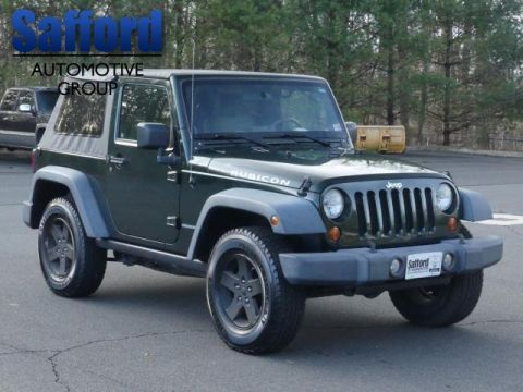 Pre-Owned 2010 Jeep Wrangler 4WD 2dr Rubicon