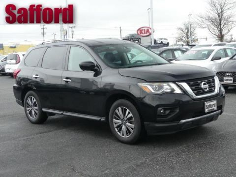Pre-Owned 2018 Nissan Pathfinder FWD S