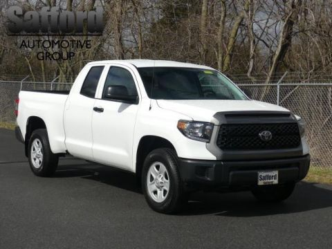 2019 Toyota Tundra 4WD SR Double Cab 6.5' Bed 4.6L (Natl)