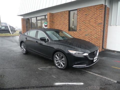 New 2020 Mazda6 Grand Touring Reserve Auto