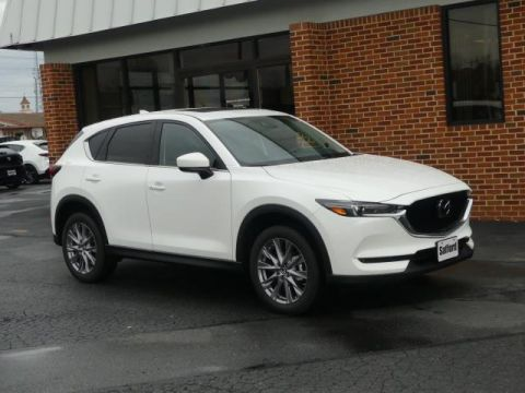 2020 Mazda CX-5 Grand Touring FWD