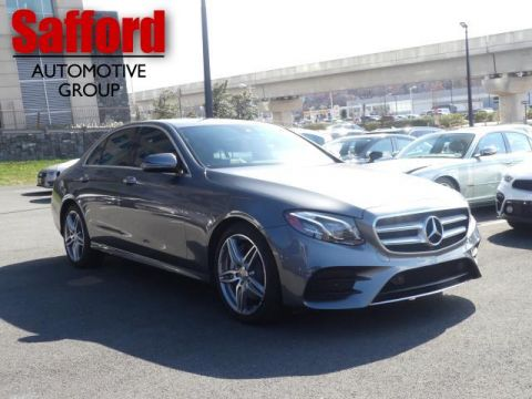 2017 Mercedes-Benz E-Class E 300 Luxury RWD Sedan