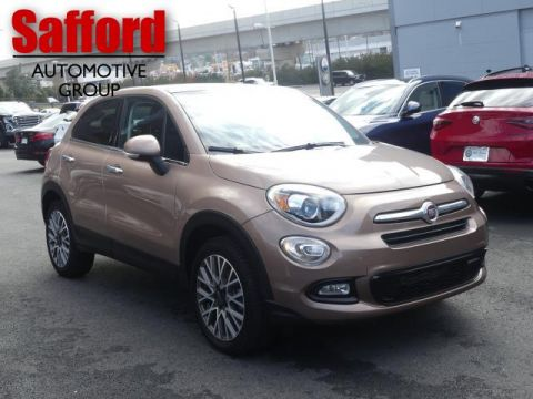 Pre-Owned 2017 FIAT 500x Lounge AWD